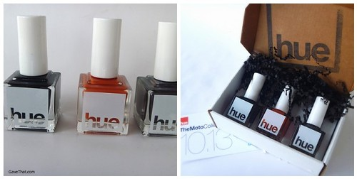 Square Hue Nail Polishes