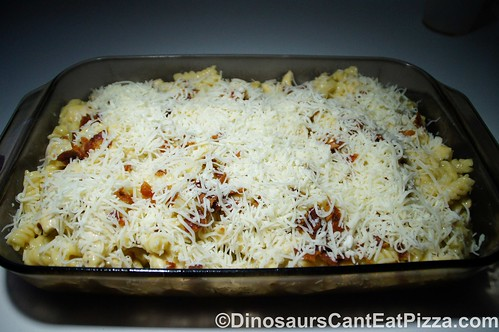 Cheesy Chicken Bacon Bake 7