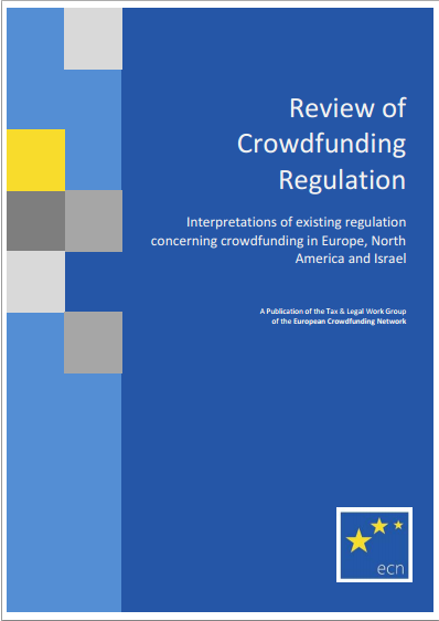 review crowdfunding regulation