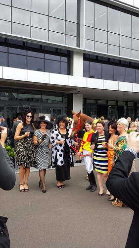 Dress Up For Melbourne Cup