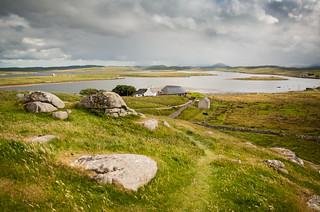 Calanais 4, Eilean Leòdhais, Isle of Lewis.