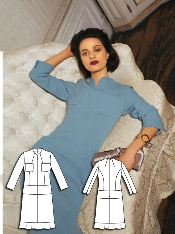 Spotlight On Wool 11 Handpicked Sewing Patterns Sewing Blog