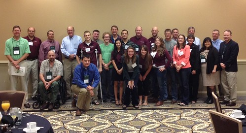 Texas A&M Forestry Alumni Lend a Helping Hand to Current Students