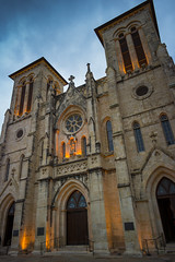 Cathedral of San Fernando in San Antonio