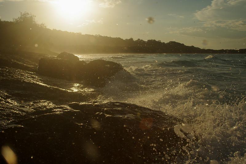 Cylinder Beach, Nth Stradbroke