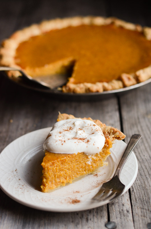 Pumpkin Pie - Buttered Side Up