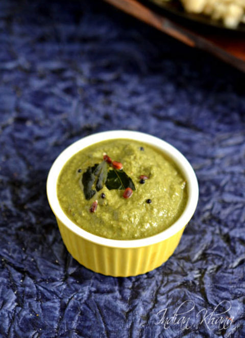 Curry-Leaves-Chutney-Karuveppilai-Chutney-recipe