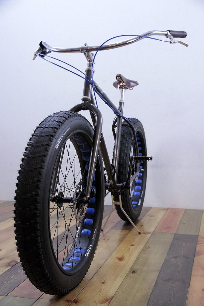 自転車の 自転車 塗装 剥離なし : 2013/12/02 SURLY PUG OPS CUSTOM PAINT BY ...