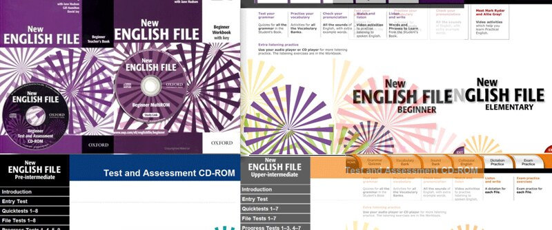 new english file pre-intermediate teachers book with test download