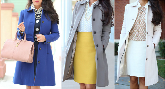 J.Crew Lady Day Coat 2011 vs. 2013