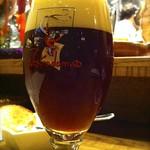 ベルギービール大好き!! ノストラダムス Nostradamus @ブラッスリー セント・ベルナルデュス