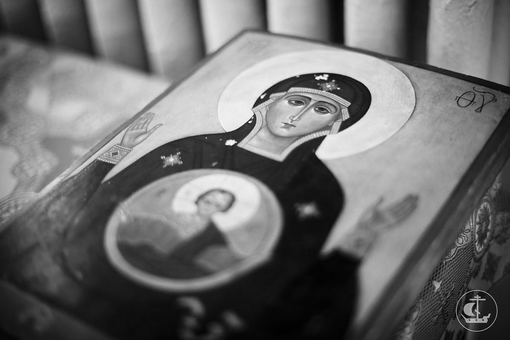 """10 декабря 2013, Торжества в честь празднования дня памяти иконы Божией Матери """"Знамение"""""""