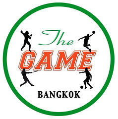 TheGAME_roung patch GREEN-BKK