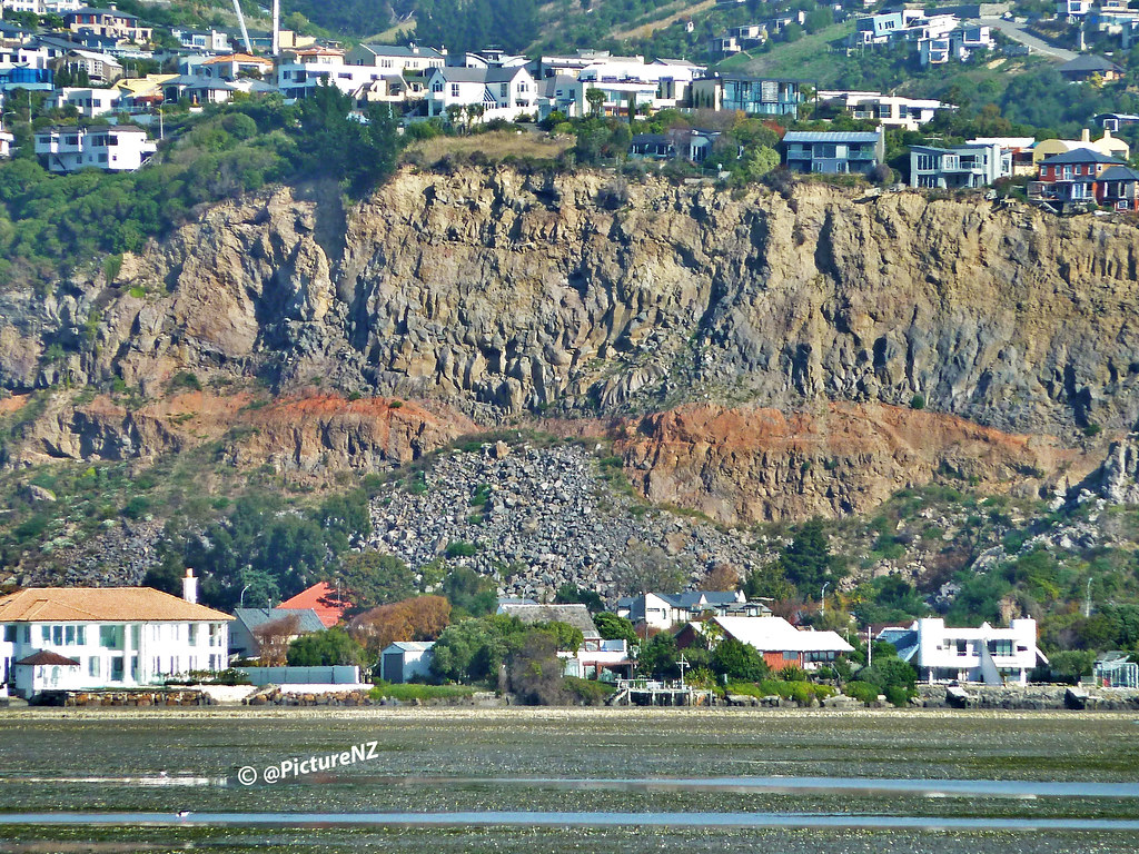 The Cliff Collapse | During the big Christchurch earthquakes