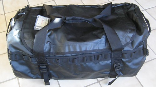 North Face Base Camp Duffel Bag (Closed)