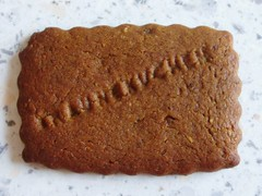 Karamell-Cookies Braune Kuchen