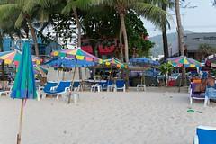 Patong beach (Phuket Island, Thailand)