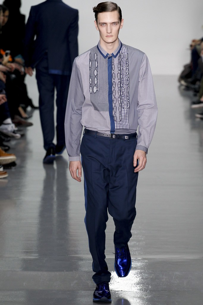 FW14 London Richard Nicoll025_Yannick Abrath(VOGUE)