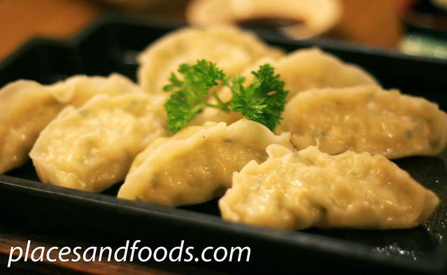 cny dumplings