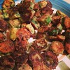 #glutenfree fried breaded okra. Yum!