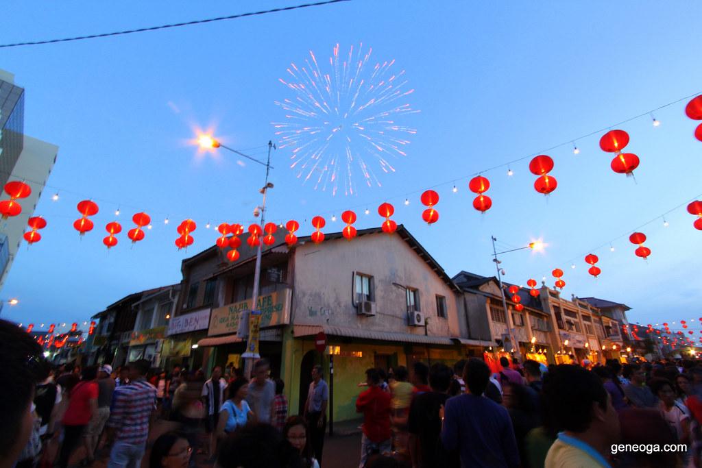 Penang CNY Cultural & Heritage Celebration檳城街頭文化廟會