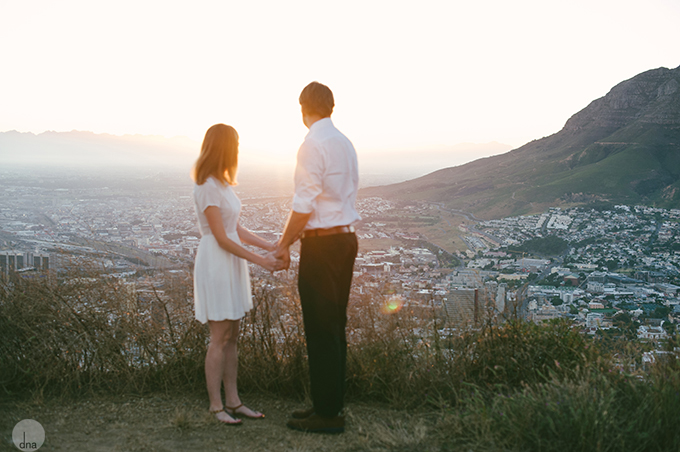 Jen and Francois couple shoot Signal Hill & Pipe track Cape Town South Africa shot by dna photographers 55