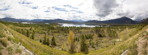 panorama usa landscape us colorado unitedstates stitch pano eua rockymountains stitched frisco estadosunidos étatsunis dillonreservoir microsoftice