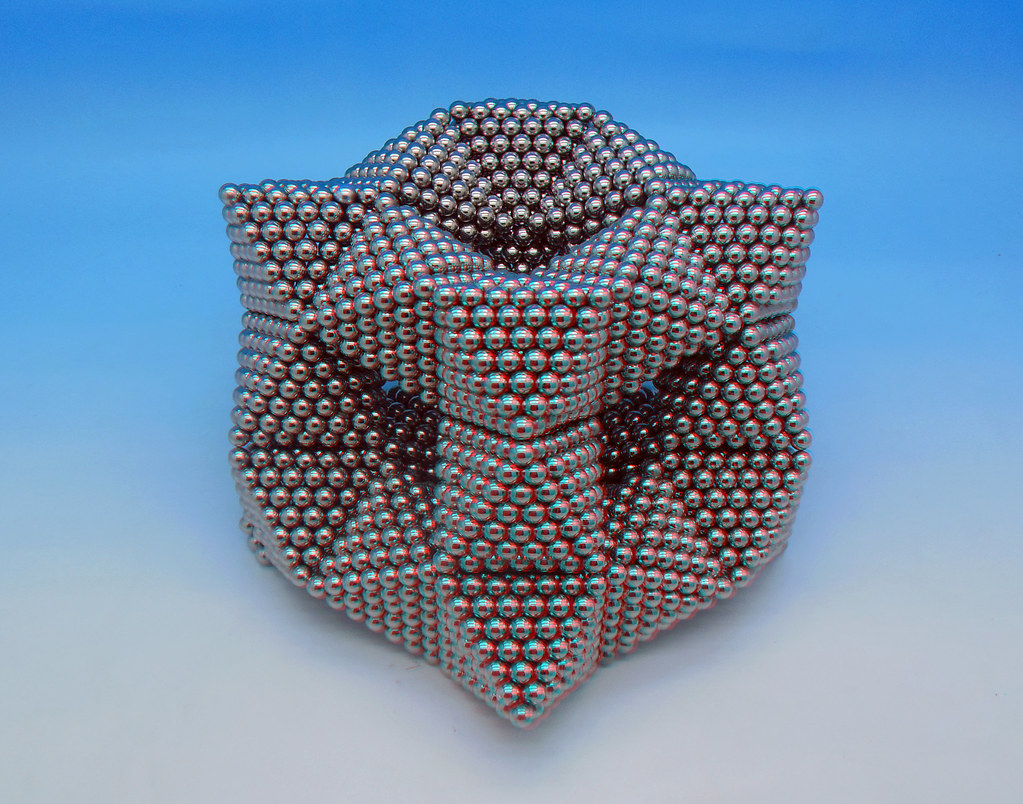 Warped-Cube-3-in-3D