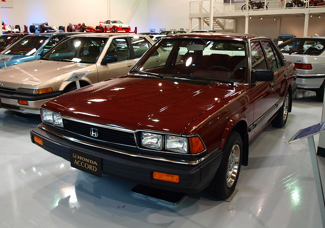 Second gen Honda Accord