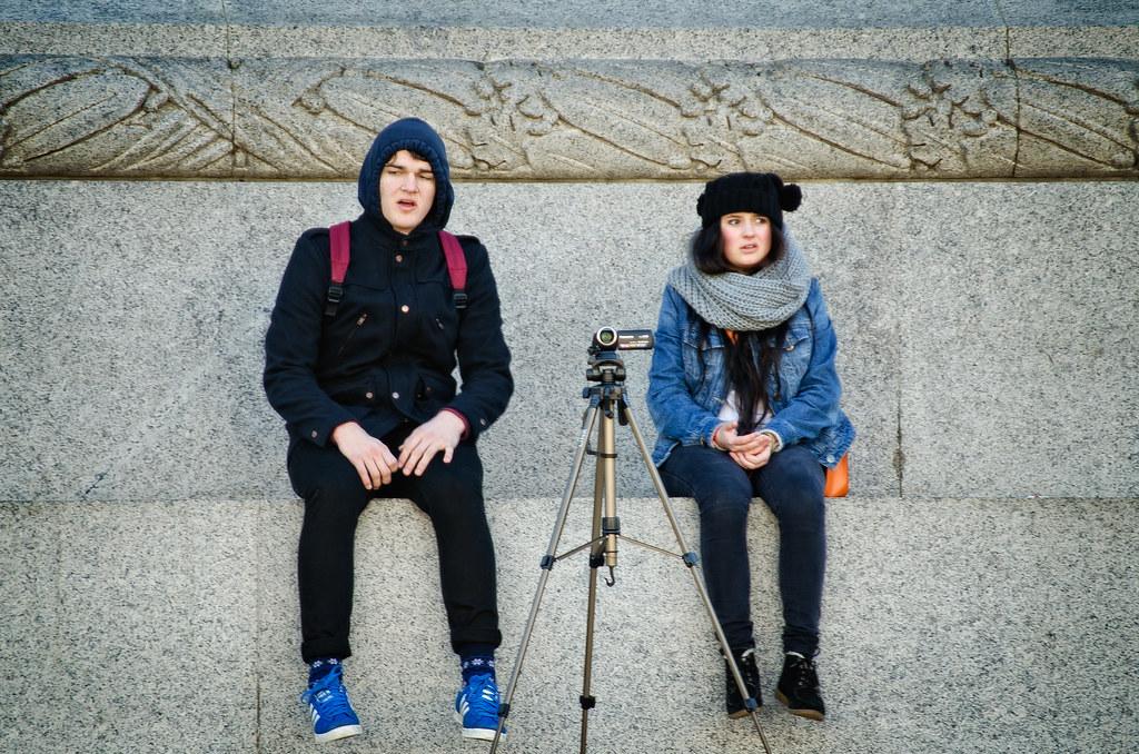 Videocam Tourists