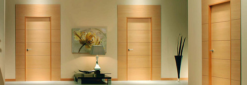 Puertas de interior modelos precios for Catalogo de puertas de madera para interiores