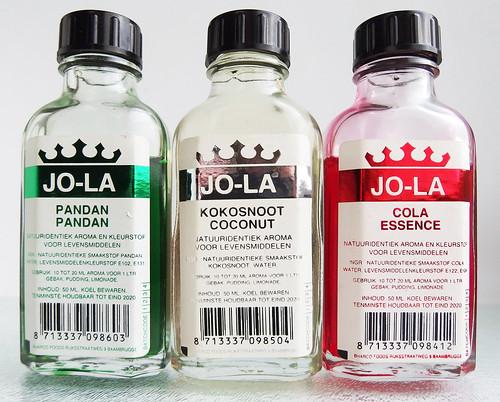 Jo-La aroma en kleurstof