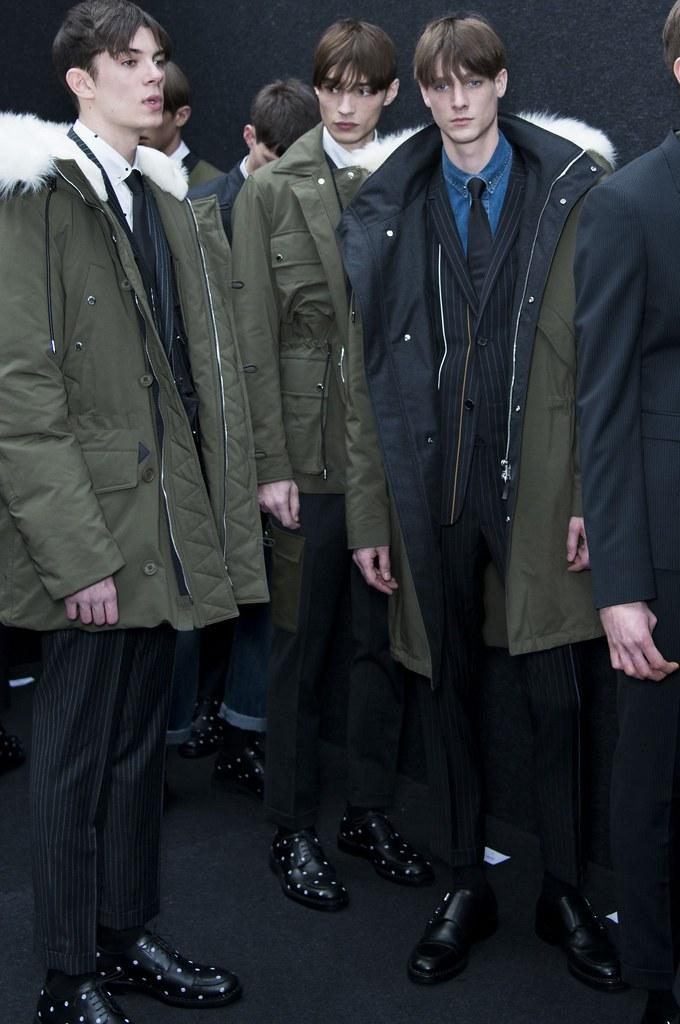 FW14 Paris Dior Homme236_Matthieu Gregoire, Adrien Sahores, Marc Andre-Turgeon(fashionising.com)