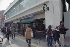 Canon EF + FDn 24/2 :  Nanjing Machi, Motomachi, Kobe, 25 Feb. 14