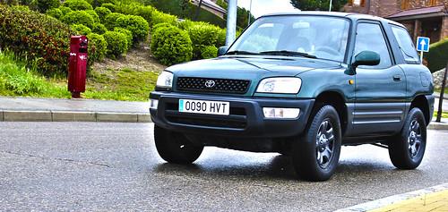 Toyota RAV4 1994-2014. 20 años del SUV de Toyota