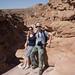Jay & I at the Coloured Canyon by edina.cross