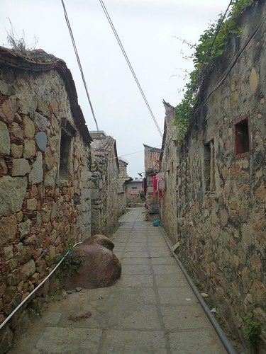 Fujian-Chongwu - Cite de pierre (2)