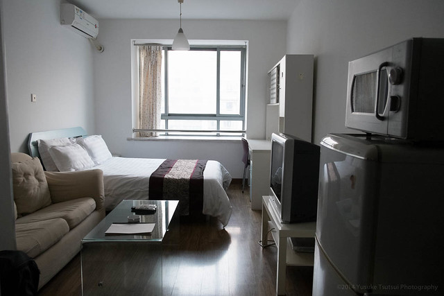 Shanghai, China - rental apartment
