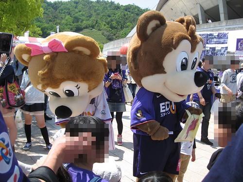 2014.05.10 サンフレッチェ広島 vs 清水エスパルス