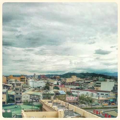Hello Caotun Township! #taiwan #nantou #caotun #snapseed