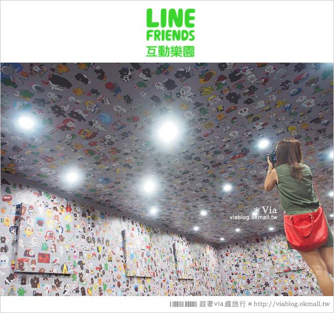 【台中line展2014】LINE台中展開幕囉!趕快來去LINE FRIENDS互動樂園玩耍去!(圖爆多)28