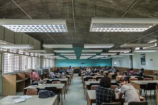 Biblioteca Humanidades UCV