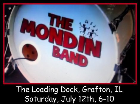 MONDIN BAND 7-12-14