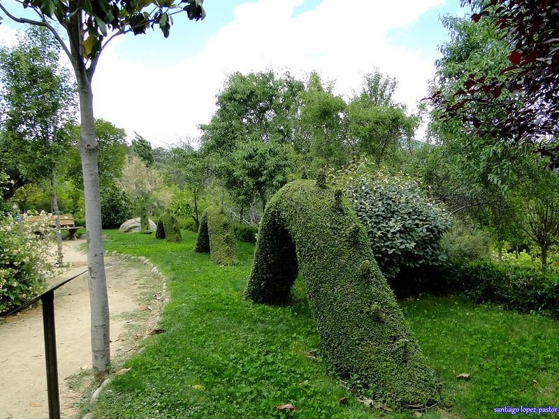 jardin encantado madrid