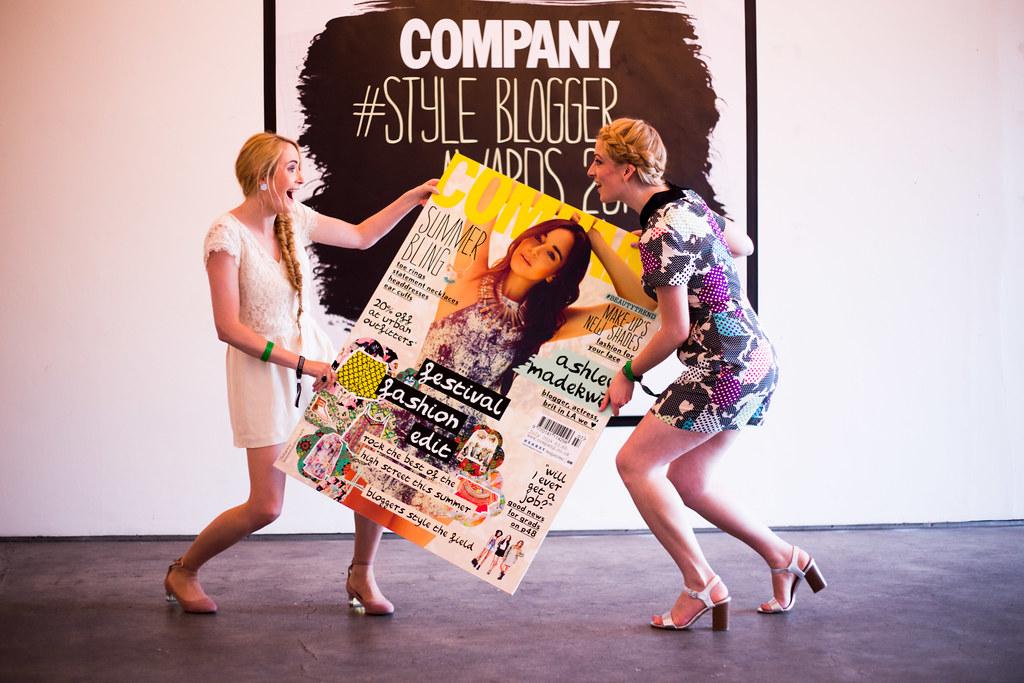 Company Style Blogger Awards 2014