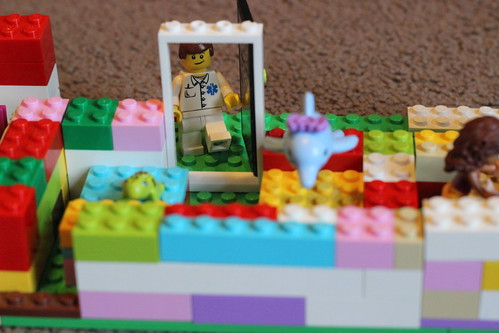 Lego Doctor 6