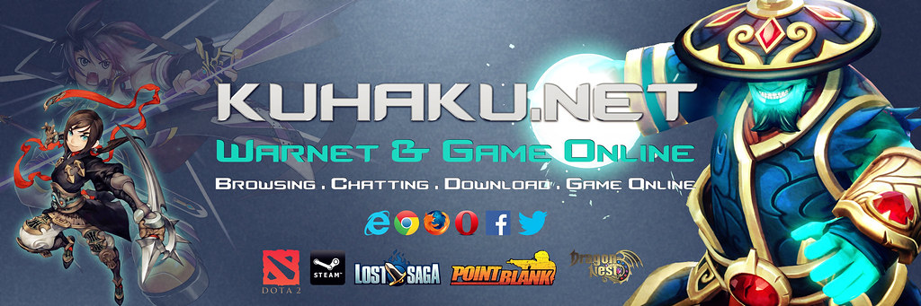 Banner Warnet Kuhaku Dot Net Photo Flickriver Desain
