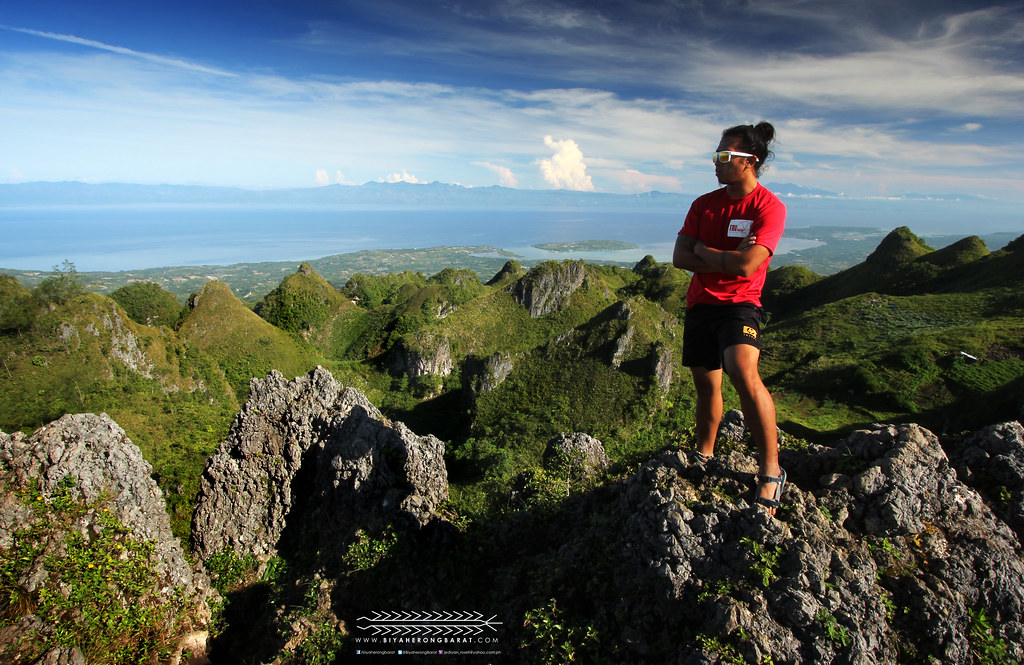 Osmena Peak Dalaguete Cebu Mantalongon