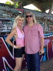 Soul of Miami at Marine Stadium event