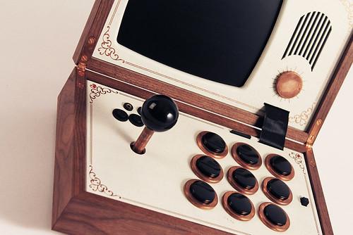 Mini Borne d'arcade